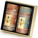 京都利休園、人気第1位!!ギフトに最適な玉露煎茶詰め合わせのご紹介です。